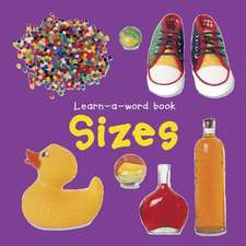Learn a Word Book:  Sizes