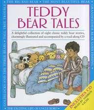 Teddy Bear Tales [With CD (Audio)]:  Book & CD Set
