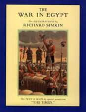 War in Egypt(1882)Illustrated by Richard Simpkin