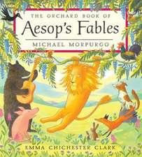 Morpurgo, M: Orchard Aesop's Fables
