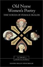 Old Norse Women`s Poetry – The Voices of Female Skalds