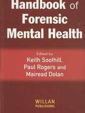 Handbook of Forensic Mental Health