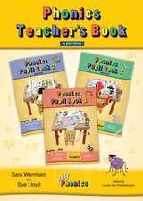 Jolly Phonics Teacher's Book