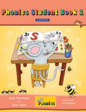 Jolly Phonics Student, Book 1