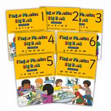 Finger Phonics Big Books 1-7 (in Print Letters)