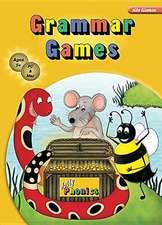 Grammar Games (Site Licence):  Jolly Phonics