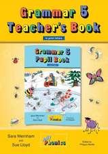 GRAMMAR 5 TEACHERS BOOK