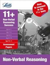 Non-Verbal Reasoning Age 10-11