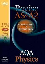AQA AS and A2 Physics