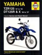 Yamaha Tzr125 (87 - 93) & Dt125R/X (88 - 07)