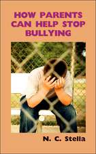 How Parents Can Help Stop Bullying