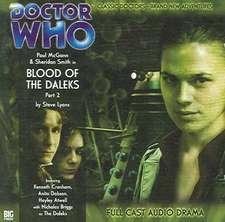Lyons, S: Blood of the Daleks