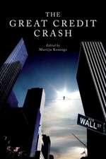 The Great Credit Crash