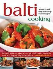 Balti Cooking