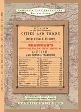 The Plans Of The Most Important Cities and Towns of Continen
