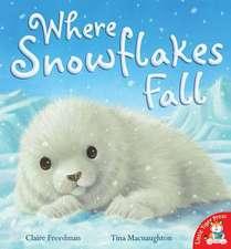 Where Snowflakes Fall: Dansul fulgilor de nea, ediția originală în limba engleză
