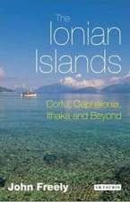 The Ionian Islands: Corfu, Cephalonia, Ithaka and Beyond