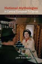 National Mythologies in Central European TV Series