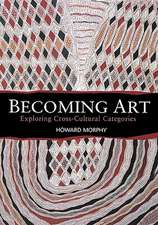 Becoming Art: Exploring Cross-Cultural Categories