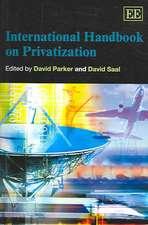 International Handbook On Privatization