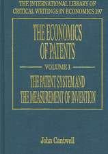 The Economics of Patents