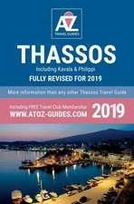 A to Z guide to Thassos 2019, including Kavala and Philippi