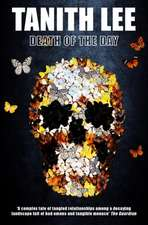 Death of the Day:  Tales of Vampire Horror