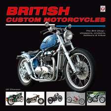British Custom Motorcycles