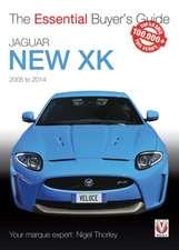 Jaguar New Xk 2005 to 2014:  The 986 Series 1996-2004