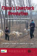 China's Livestock Revolution:  Agribusiness and Policy Developments in the Sheep Meat Industry