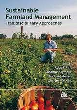 Sustainable Farmland Management