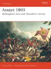 Assaye 1803: Wellington's first and 'bloodiest' victory