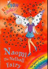 The Naomi the Netball Fairy