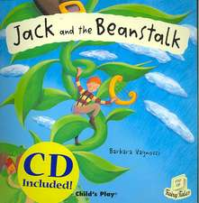 Jack and the Beanstalk [With CD]:  Poems to Keep Fit