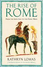 The Rise of Rome: From the Iron Age to the Punic Wars (1000 BC – 264 BC)