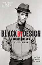 Black by Design: A 2-Tone Memoir