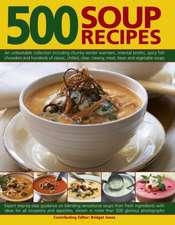 500 Soup Recipes