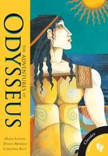 The Adventures of Odysseus. Written by Hugh Lupton and Daniel Morden