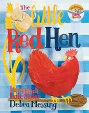 Little Red Hen PB W CD:  The Raiders PB