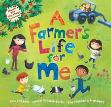 A Farmer's Life for Me [With CD (Audio)]:  A Story from Ireland