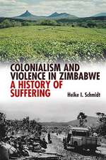 Colonialism and Violence in Zimbabwe – A History of Suffering