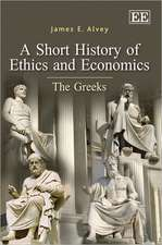 A Short History of Ethics and Economics – The Greeks