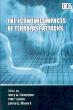 The Economic Impacts of Terrorist Attacks