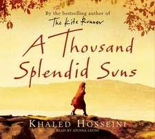 A Thousand Splendid Suns CD: Abridged