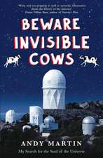 Beware Invisible Cows: My Search for the Soul of the Universe