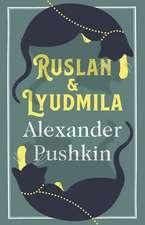 Ruslan and Lyudmila: Dual Language