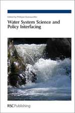 Water System Science and Policy Interfacing:  Rsc