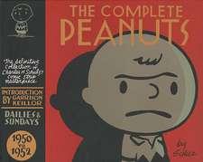 The Complete Peanuts Volume 01: 1950-1952