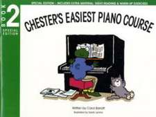 Chester's Easiest Piano Course