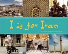 I Is for Iran:  Discovering the Art of Indian Decoration